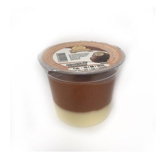 Mousse de bombom Rei Alberto - 5un por R$29