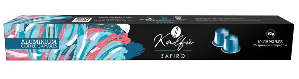 10 cápsulas de café sabor Zafiro