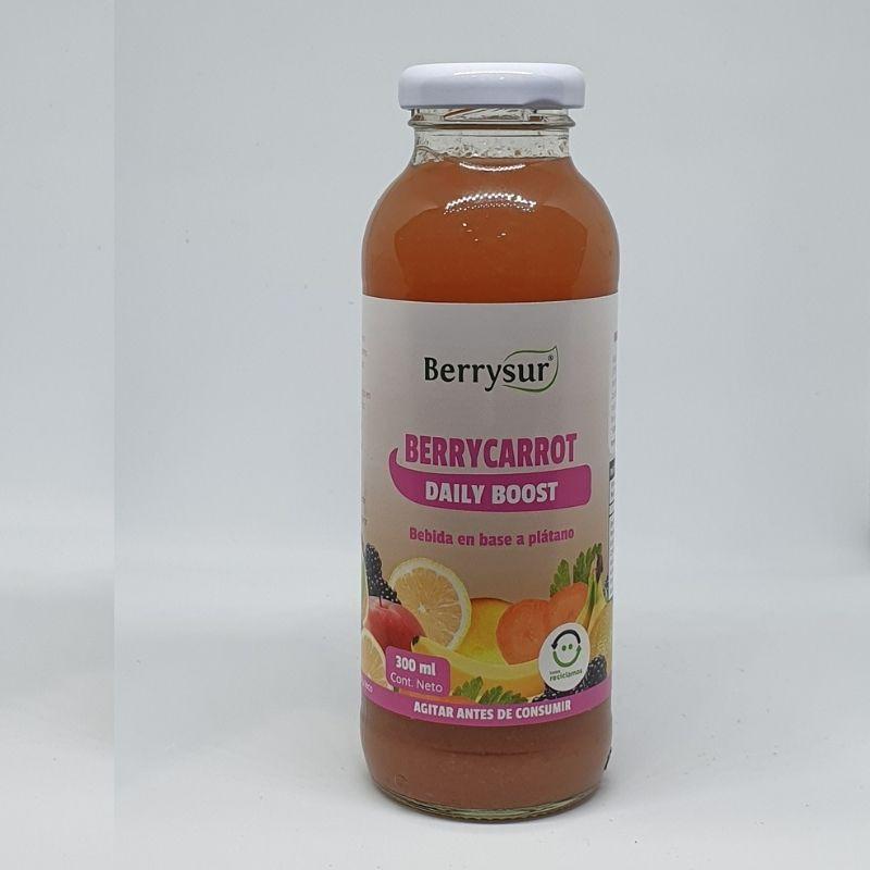 Jugo berry sur - berry carrot