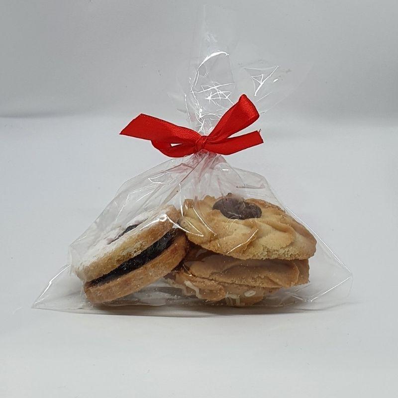 Porción galletas surtidas