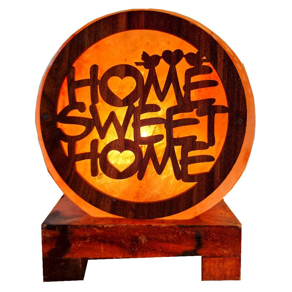 Lámpara de sal 3d sweet home