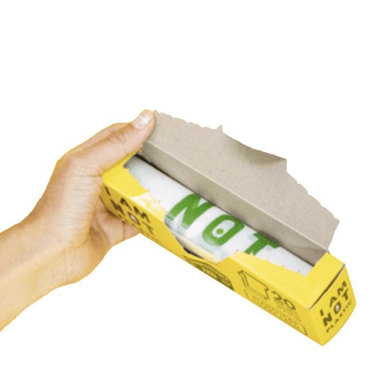 Bolsas herméticas compostables 15 unidades /28x27cm