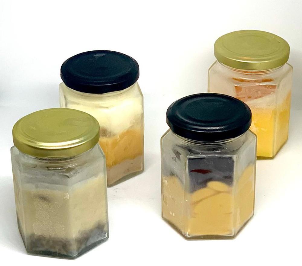 Degustación para 4 4 unidades de 200gr c/u