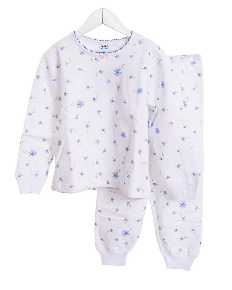 Pijama algodón niña variedad de estampados Talla 10