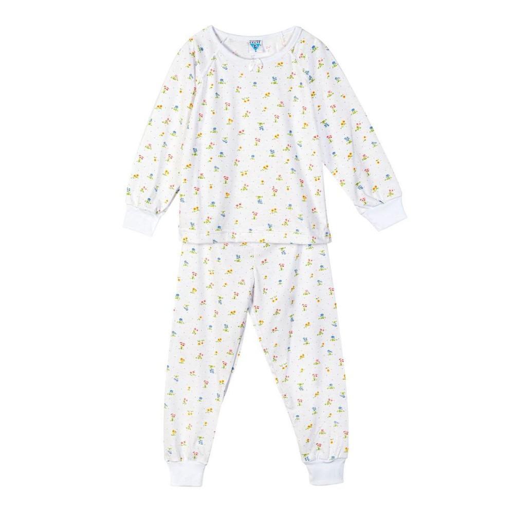 Pijama algodón niña variedad de estampados Talla 14