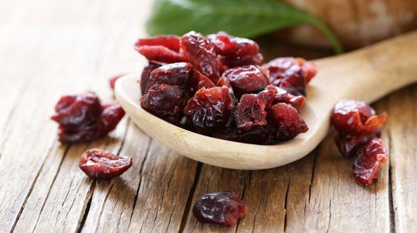 Cranberries A granel