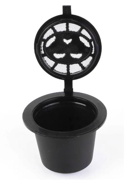 Cápsula reutilizable nespresso 3 unidades