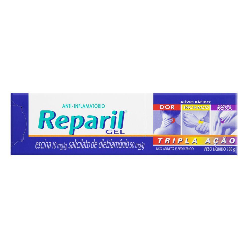 Reparil gel