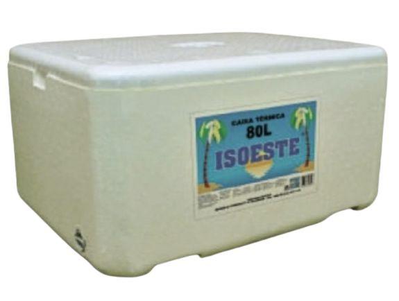 Caixa térmica  80l