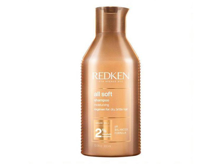 Shampoo hidratación redken all soft 300 ml