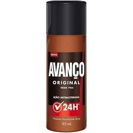 Desodorante avanço spray masculino original