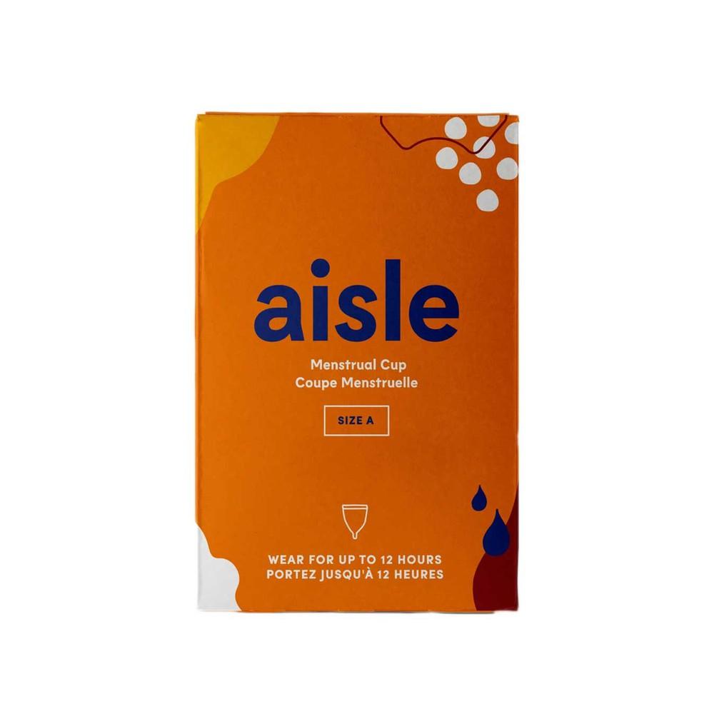 Aisle menstrual cup