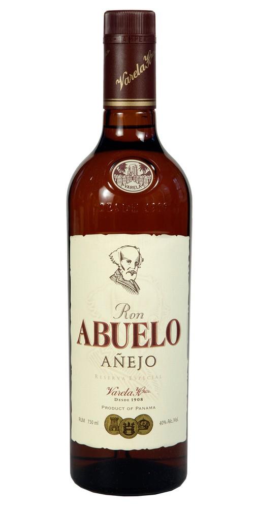 Ron añejo especial 5 años Botella 750 ml