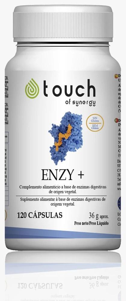 Enzy + 120 cápsulas