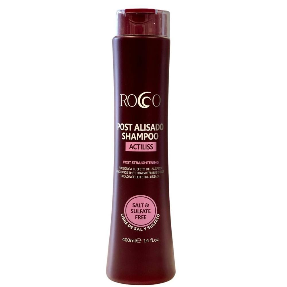 Shampoo post alisado sin sal 400 ml