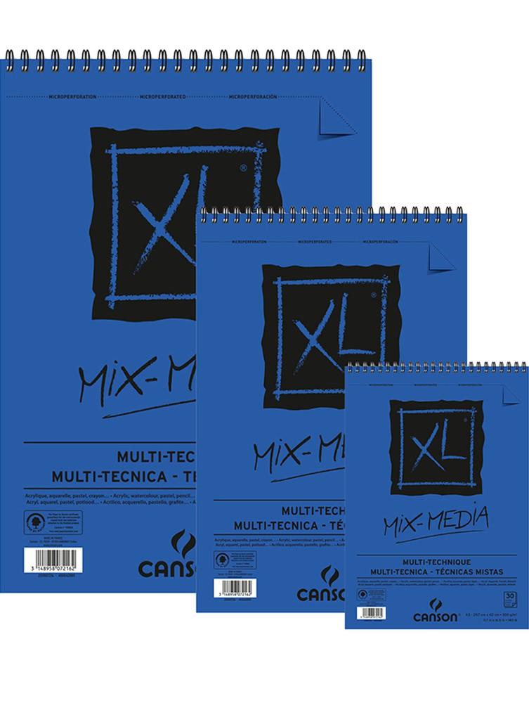 Croquera XL Mix Media