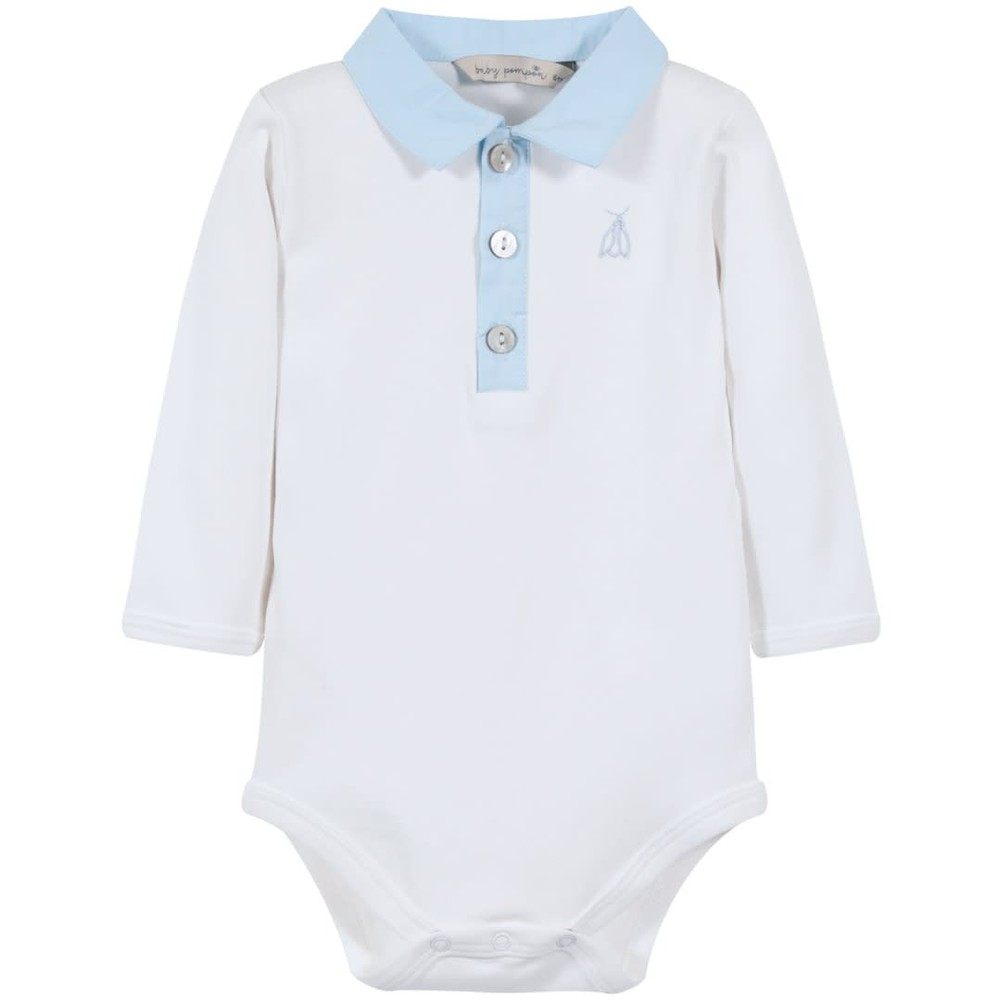 Body camisa boy T3M