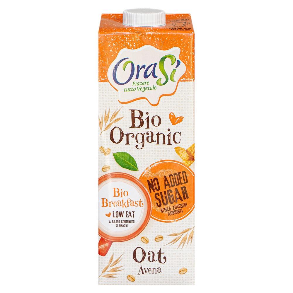 Bebida avena orgánica