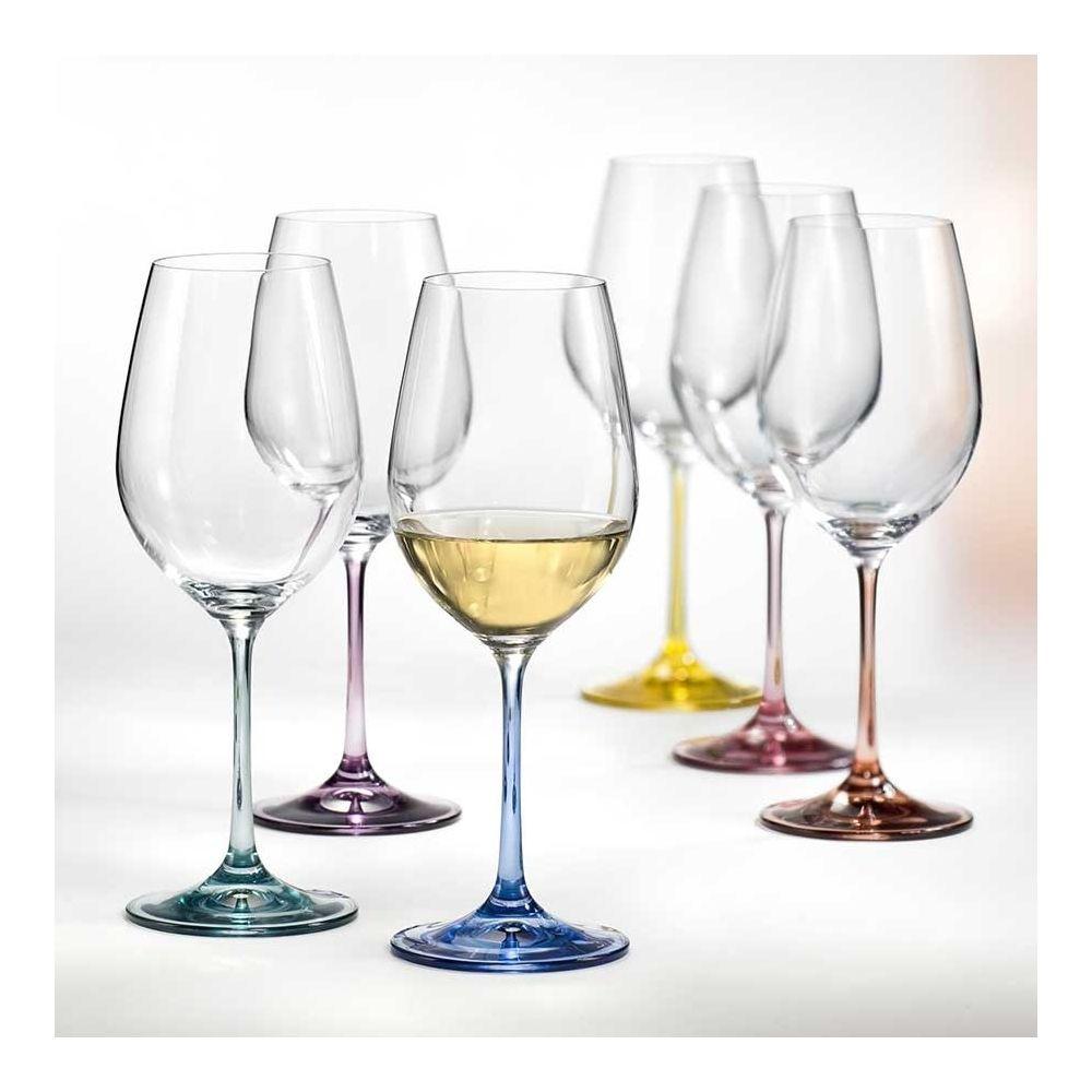 Copas de vino spectrum Set