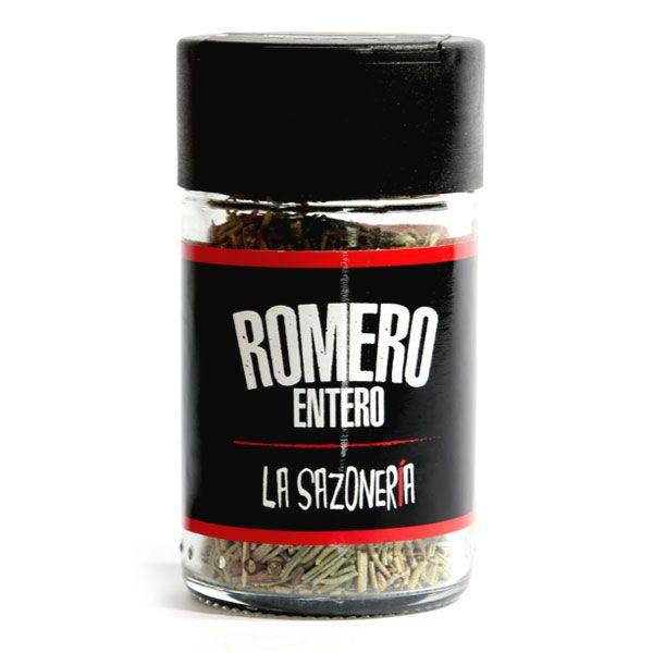 Romero entero la sazonerìa 18