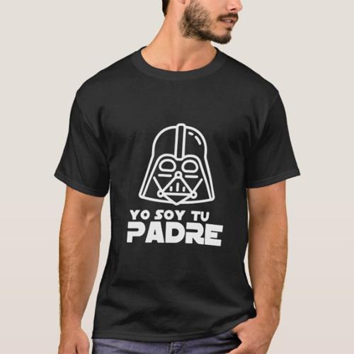 Polera yo soy tu padre