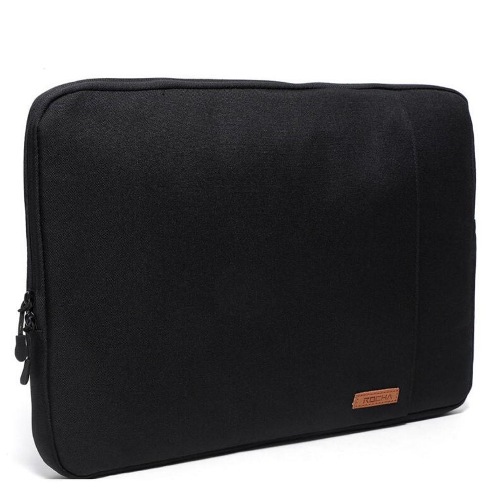 Funda porta notebook clark negro 14 pulgadas 36,5 cm x 26,5 cm x 3 cm
