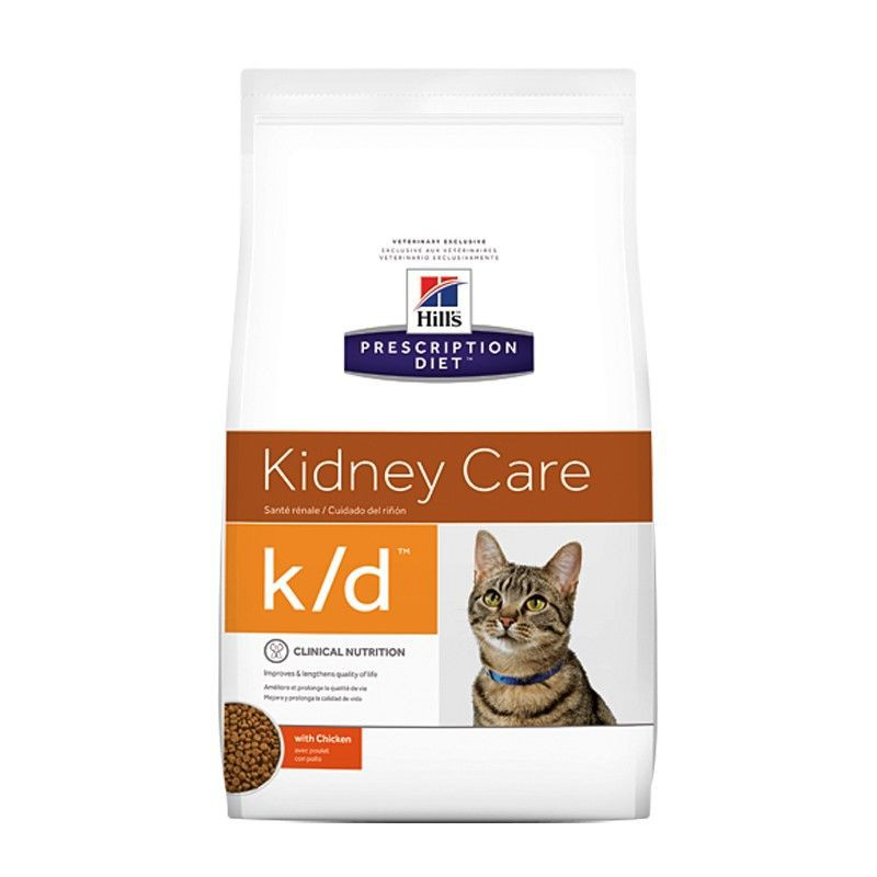 K/d kidney care felino