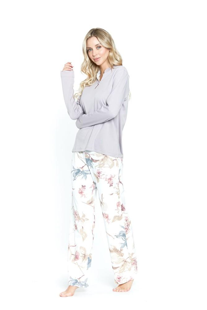 Pijama sofia malva m M