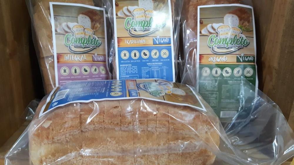 Pão de forma sabor orégano