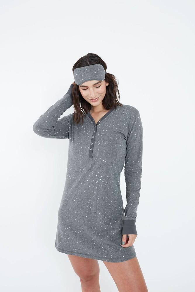 Camisa rocio charcoal m M