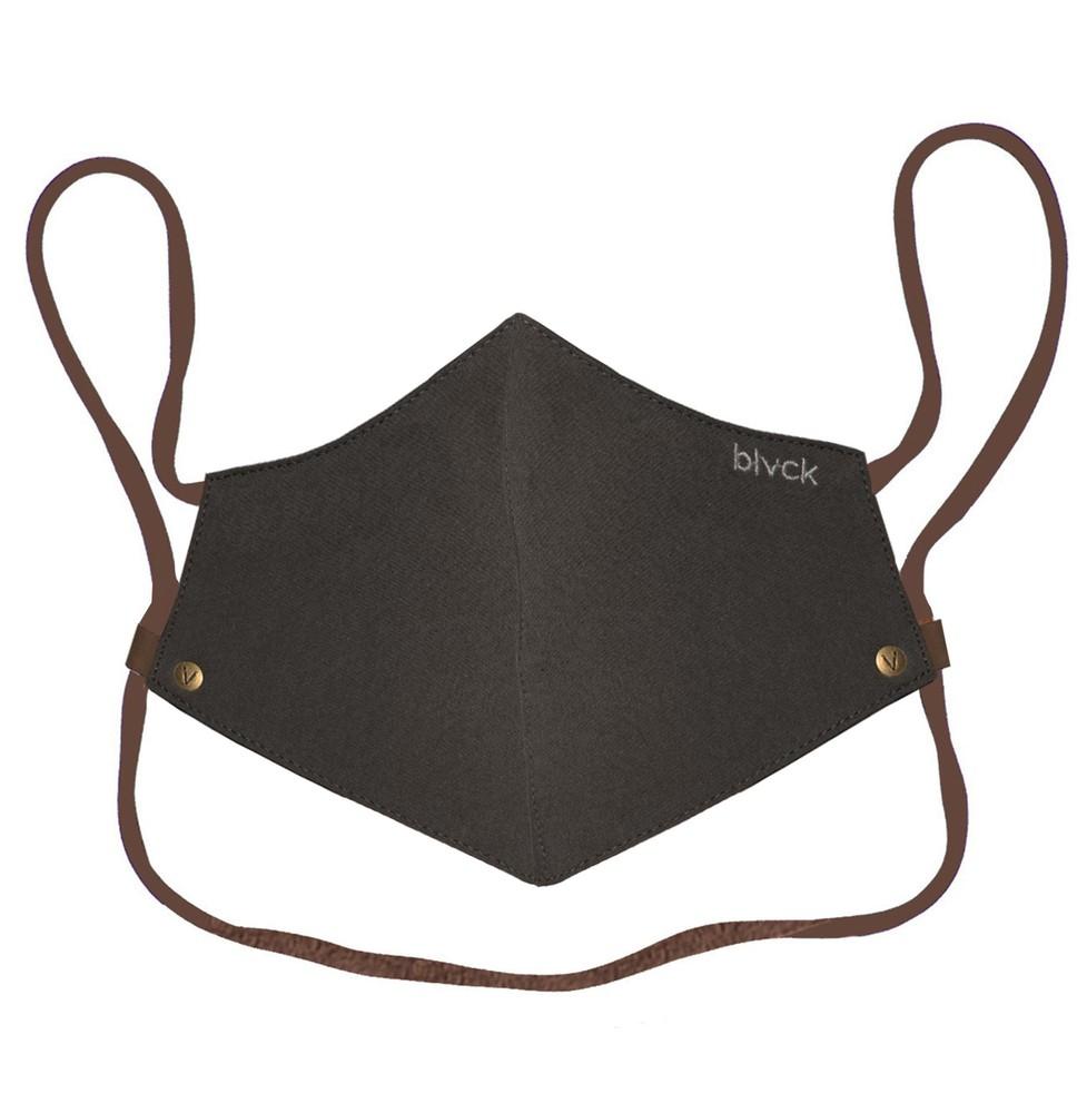 Blvck strap mask night iron