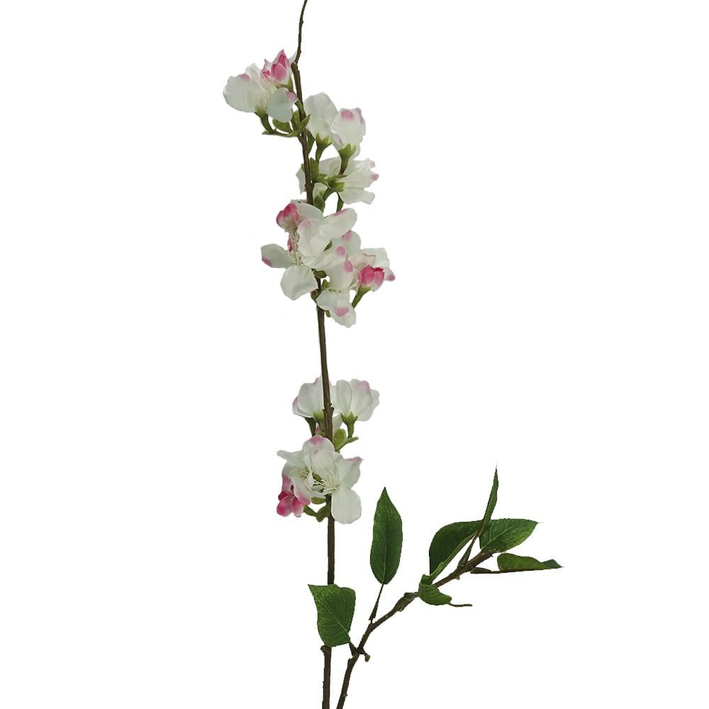 Flor de durazno 73cm rosado
