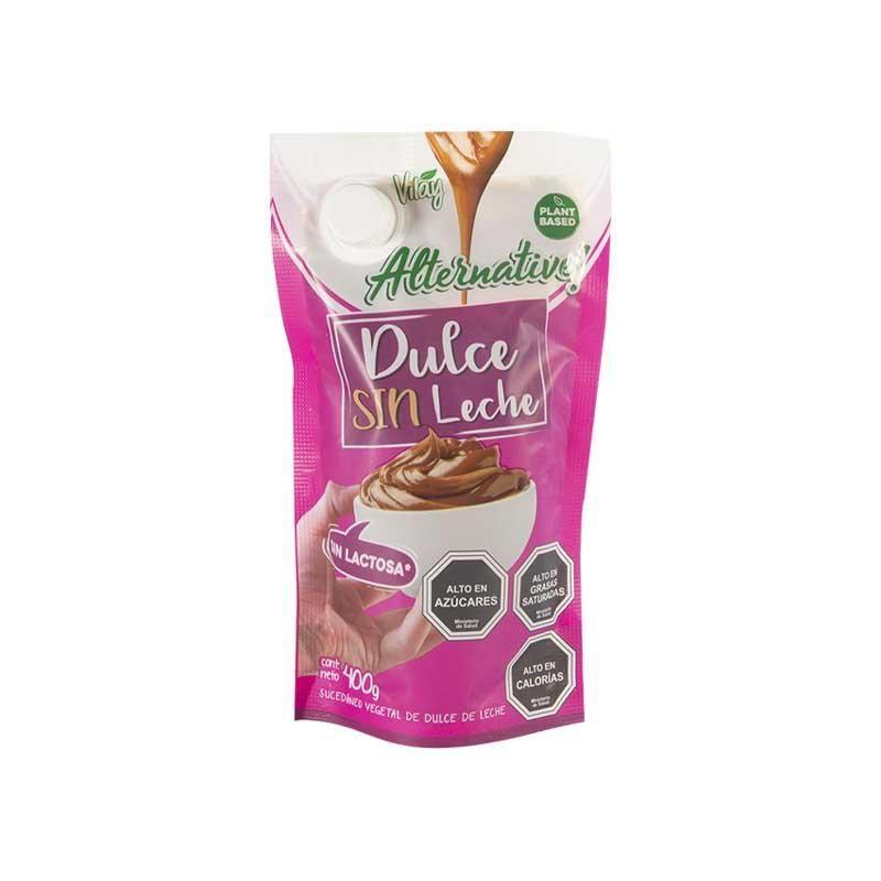 Dulce sin leche (sucedaneo de manjar)