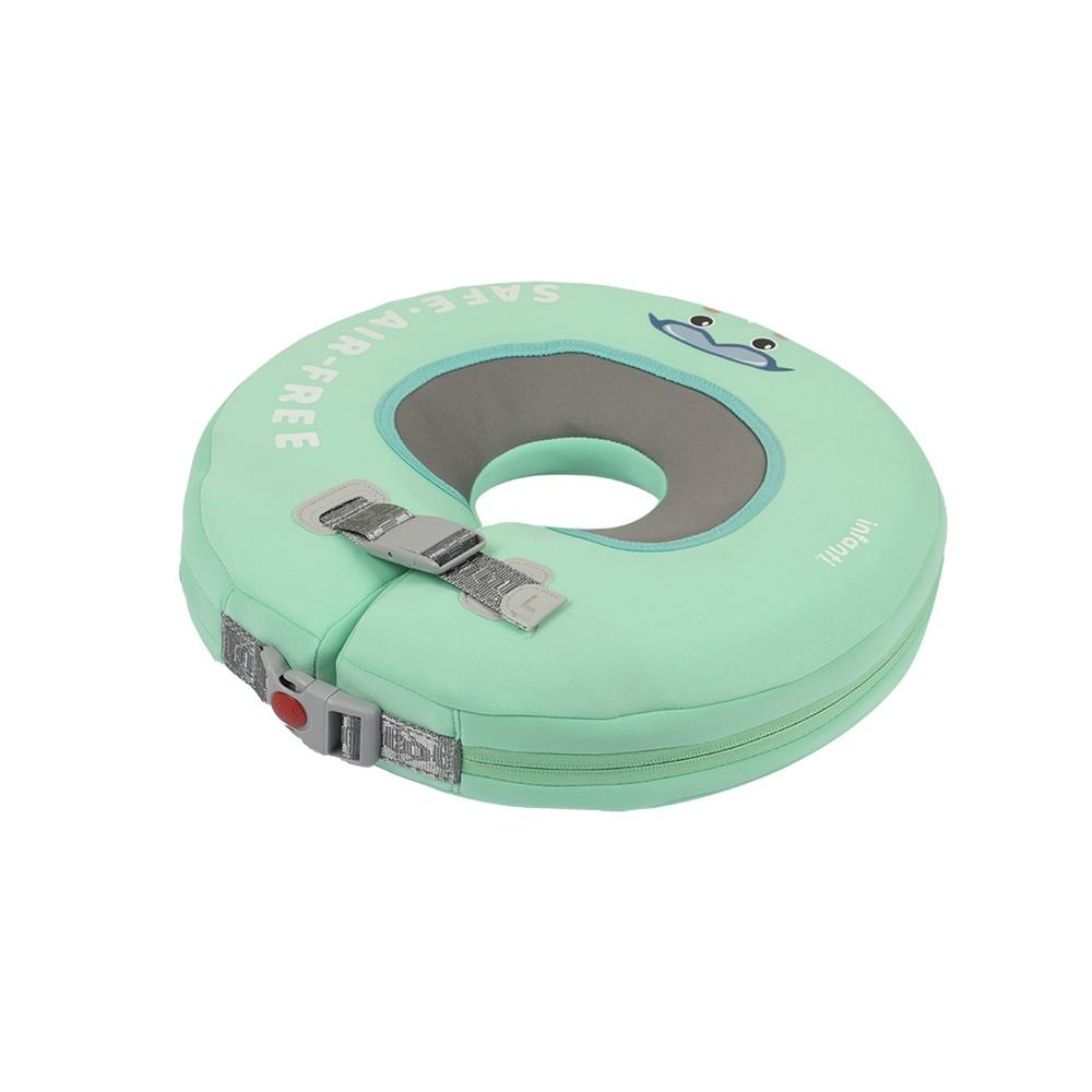 Flotador de cuello verde