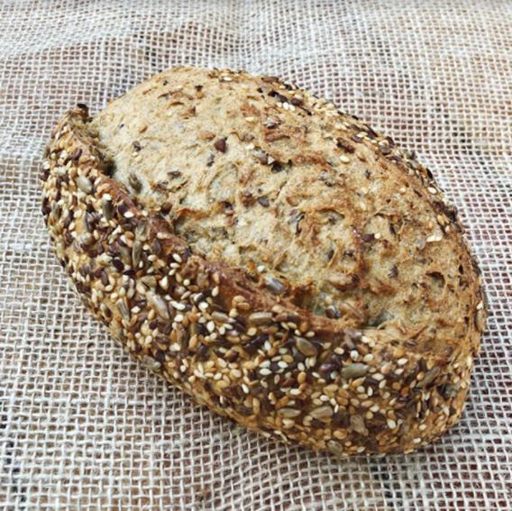 Pão 6 cereales Sabor de France unidade