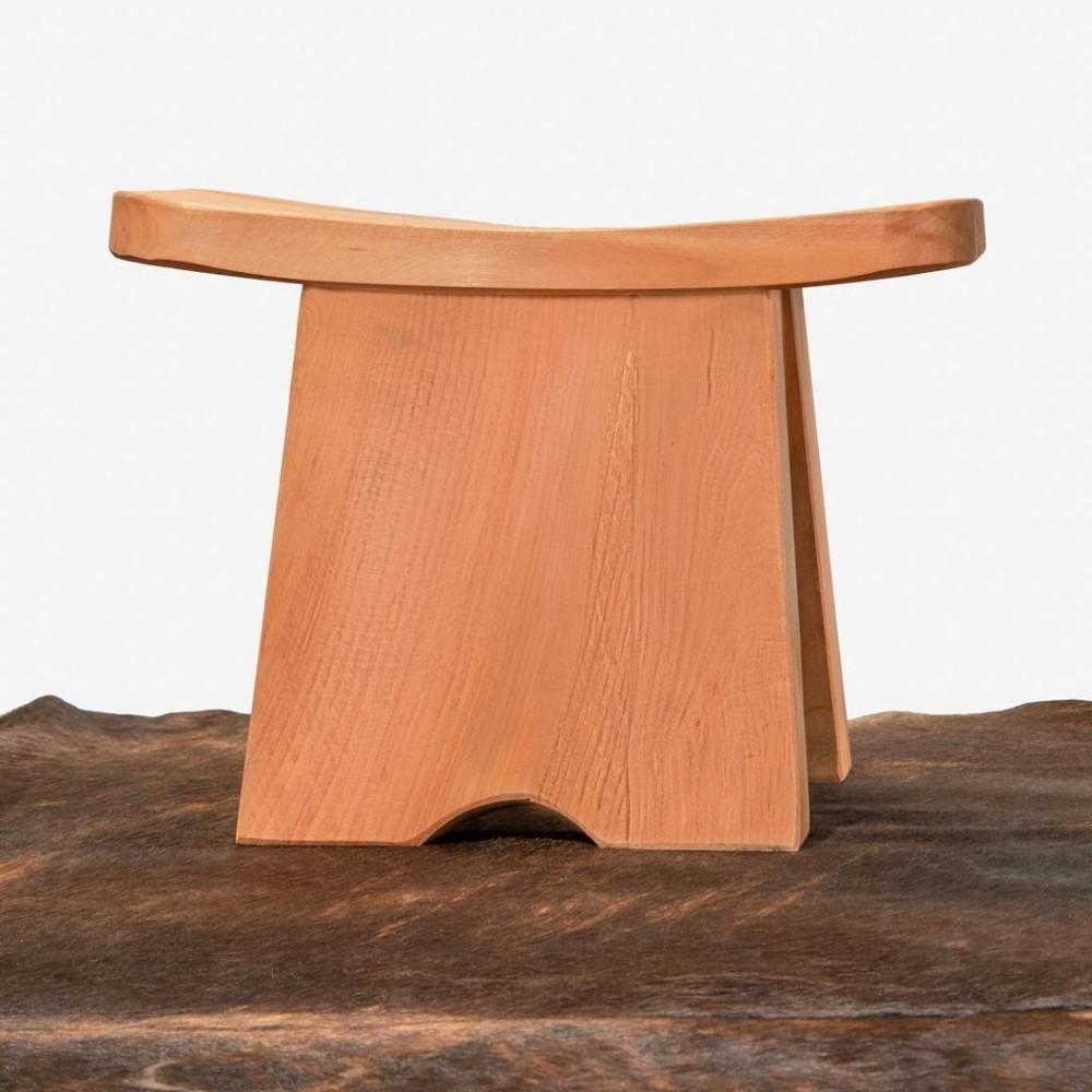 Piso madera nativa (tipo wanco) MEDIDAS 35cm alt, 41x25 cm aprox