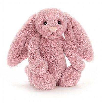 Conejo dusty rosado mediano