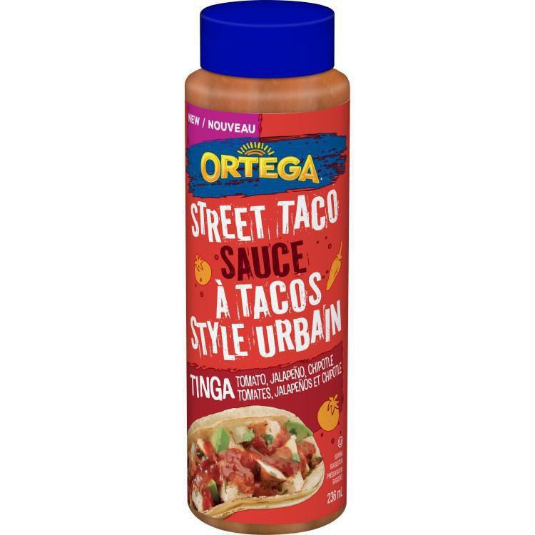 Street taco sauce tinga