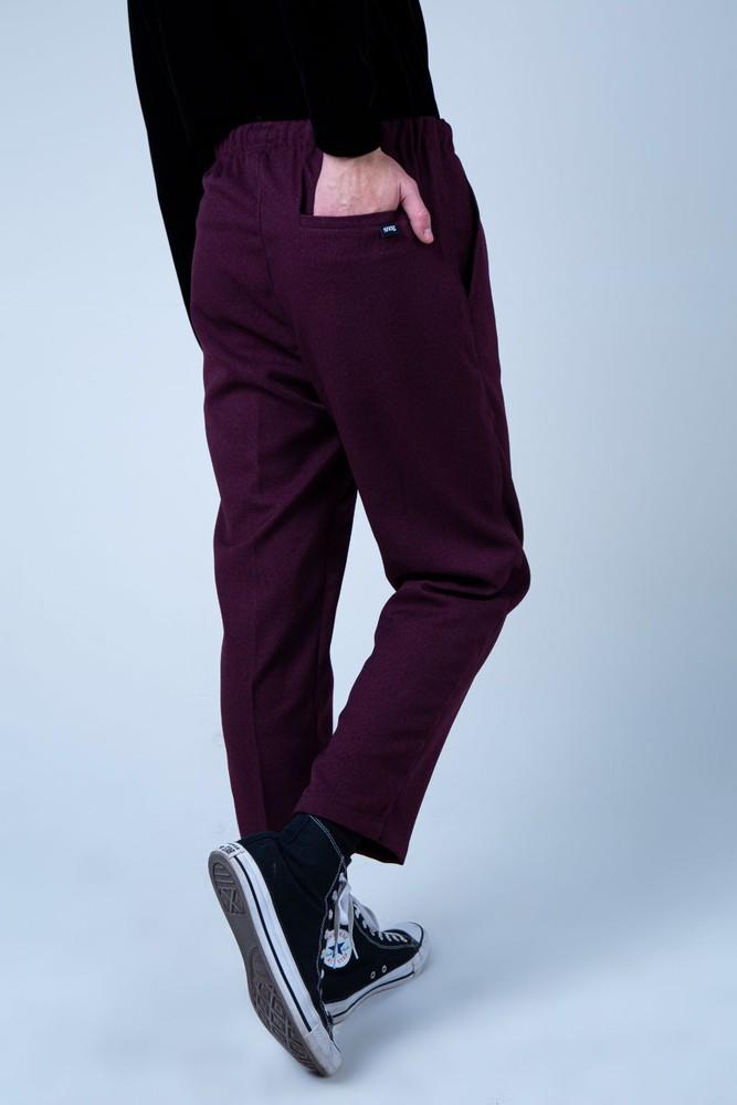 Snog pantalón purpura