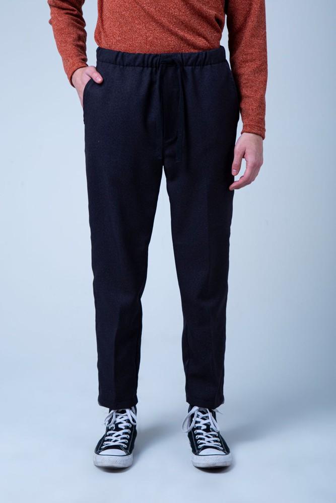 Snog pantalón gris melange