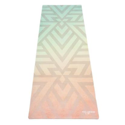 Mat de yoga popsicle microfibra