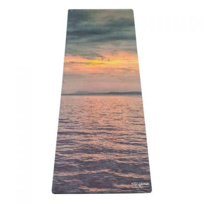 Mat de yoga sunset microfibra 178x61x0,35cm