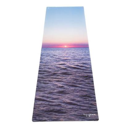 Mat de yoga horizon microfibra