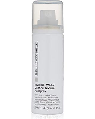 Invisiblewear undone texture hairspray 6.3 oz