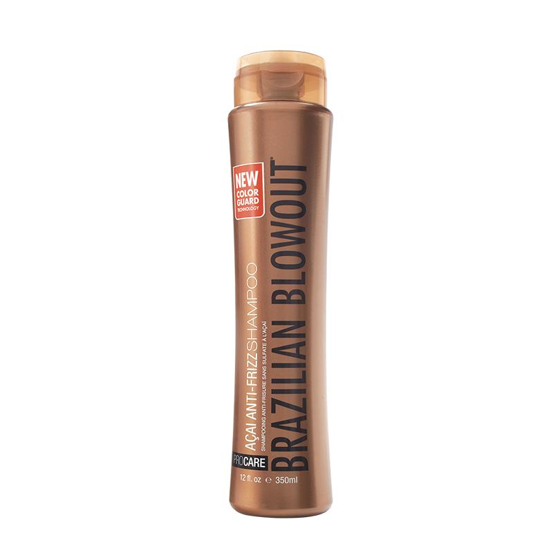 Açai anti frizz shampoo 12.0 oz