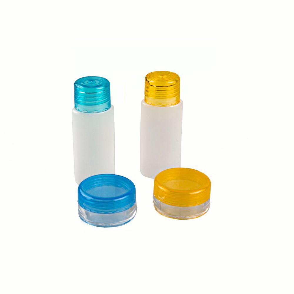 Set frascos viaje