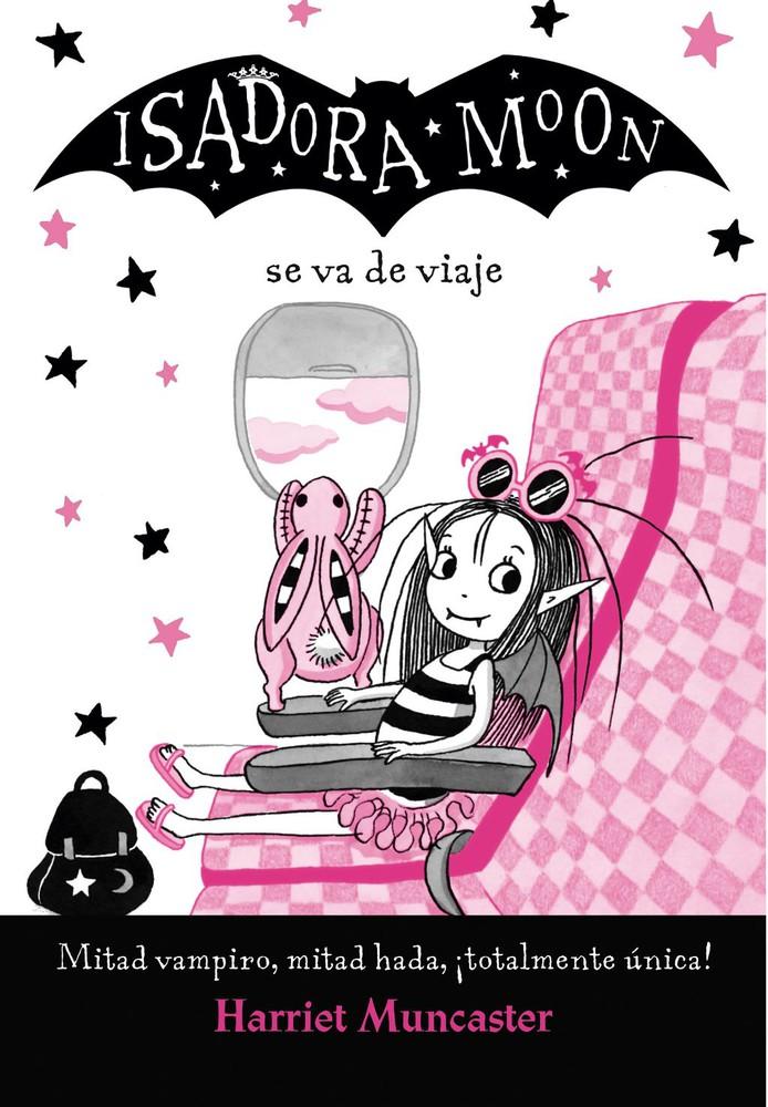 Isadora moon va de viaje Tapa blanda, 128 páginas