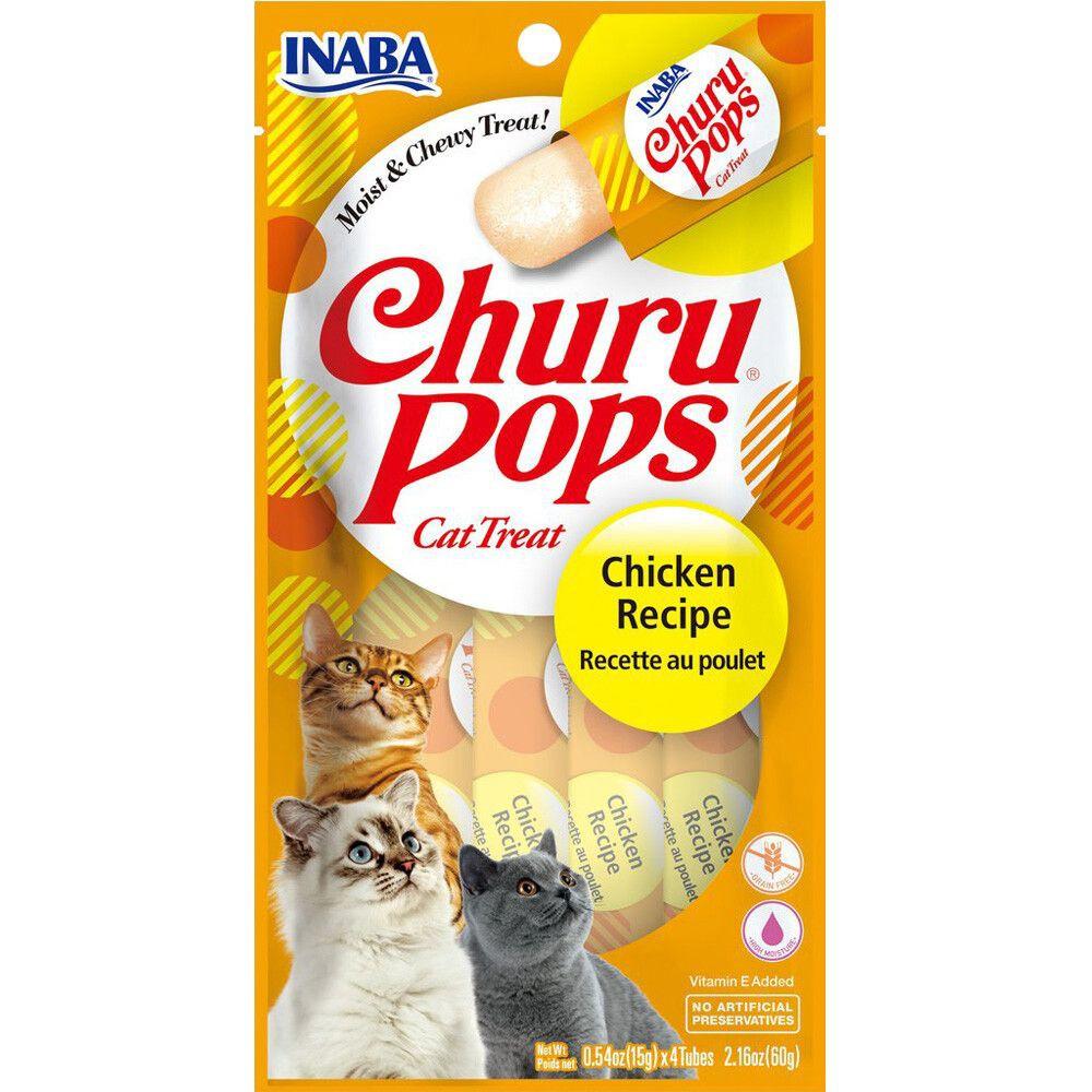 Churu pops pollo