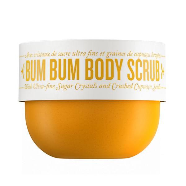 Exfoliante corporal bum bum body scrub 220g