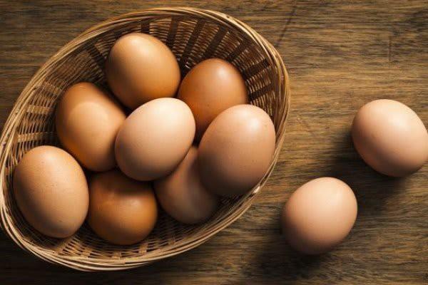 Huevos extra color Bandeja de 30 Ud